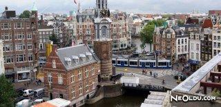 Hollanda Gezilecek Yerler
