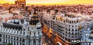 İspanya Gezilecek Yerler ve Turistik Noktalar