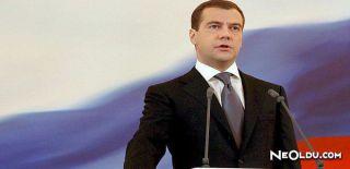 Dmitri Medvedev Kimdir