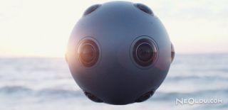 Nokia'nın Sanal Gerçeklik Kamerası: Nokia OZO VR