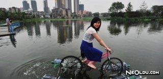 Rüyada Denizin Üstünde Bisiklet Sürmek Ne Anlama Gelir?