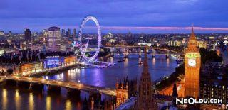 Londra'da Gezilip Görülmesi Gereken Yerler