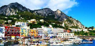 Capri'de Gezilip Görülmesi Gereken Yerler
