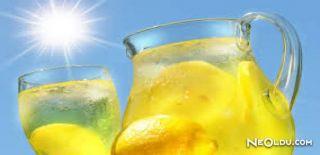 Ev Limonatası Yapımı