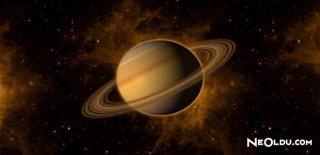 Rüyada Satürn Gezegeni Görmek Ne Anlama Gelir?