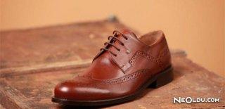 Rüyada Kahverengi Ayakkabı Görmek Ne Anlama Gelir