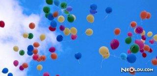 Rüyada Balon Görmek Ne Anlama Gelir?