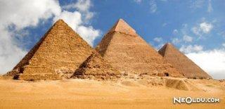 Mısır Piramitlerinin 18 İlginç Sırrı!