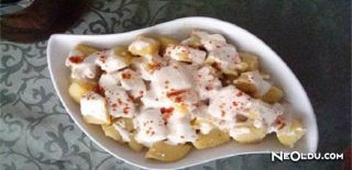 Mayonez Soslu Patates Tarifi