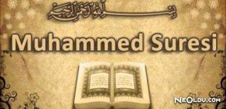 Rüyada Muhammed Suresi Görmek Ne Anlama Gelir?