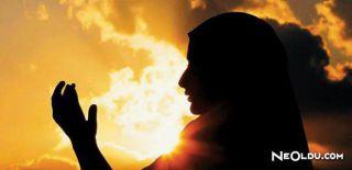 Falda Dua Eden Kadın Görmek Ne Anlama Gelir