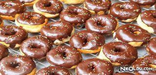 Çikolata Soslu Donut Tarifi