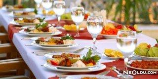 Rüyada Düğün Yemeği Görmek Ne Anlama Gelir?