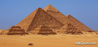 Falda Piramit Görmek Ne Anlama Gelir