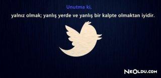 Twitter Sözleri - 2020 En Güzel Twitter Aşk Sözleri, Anlamlı Twitter Sözleri Resimli