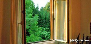 Falda Açık Pencere Görmek Ne Anlama Gelir