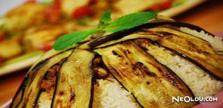Patlıcanlı Hoş Pilavı Tarifi