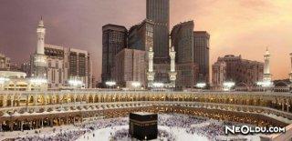 Mekke'de Gezilip Görülmesi Gereken Yerler