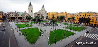 Lima'da Gezilip Görülmesi Gereken Yerler