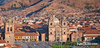 Cusco'da Gezilip Görülmesi Gereken Yerler