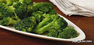 Sarımsaklı Sirkeli Brokoli Tarifi
