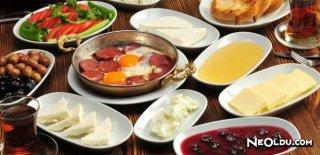Florya ve Yeşilköy'deki Kahvaltı Mekanları