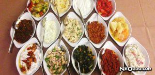İstanbul'daki En İyi Meze Restoranları