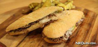 Peynirli ve Kıymalı Sandviç Tarifi