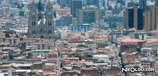 Ekvador'da Gezilip Görülmesi Gereken Yerler