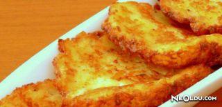 Kahvaltıda Atıştırmalık Pratik Patates Tarifi
