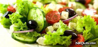 İstanbul'daki En İyi Salata Mekanları