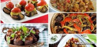5 Özel Patlıcan Yemeği Tarifi
