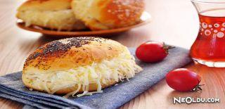 Kaşarlı Mini Sandviç Tarifi