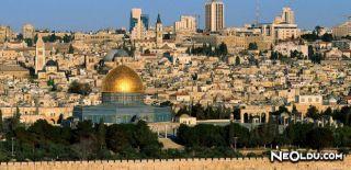 Kudüs'te Gezilip Görülmesi Gereken Yerler