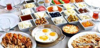 Kahvaltılık Yemekler ve Atıştırmalıklar