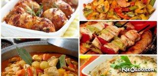 Tavuk Yemekleri ve En Özel 5 Tavuklu Yemek Tarifi