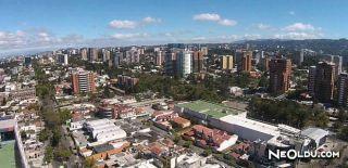 Guatemala'da Gezilip Görülmesi Gereken Yerler