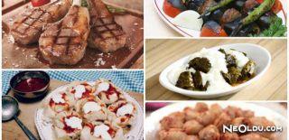 En Lezzetli 5 Yemek Tarifi