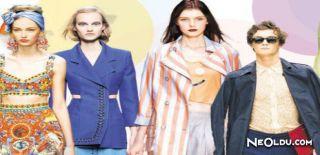 2016 İlkbahar - Yaz Moda Trendleri