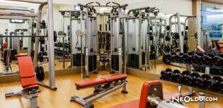 Fitness Aletleri & Spor Salonu Aletleri İsimleri ve Özellikleri