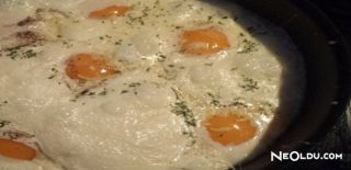 Kremalı Yumurta Tarifi