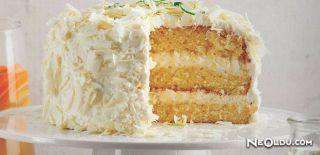 Lime ve Hindistan Cevizli Pasta Tarifi