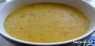 Süzme Sebze Çorbası Tarifi