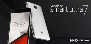 Vodafone Smart Ultra 7 Tanıtıldı