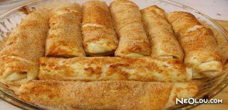 Peynirli Mısır Unu Böreği Tarifi
