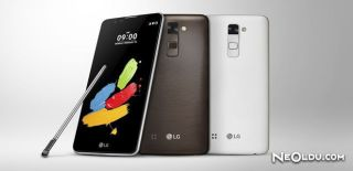 LG Stylus 2 Plus Tanıtıldı
