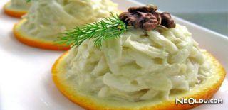 Hardallı Kereviz Salatası Tarifi