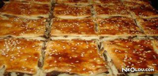 Konya Çöreği Tarifi