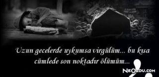 Hikmetli Ölüm Sözleri, Ölüm ile İlgili Hadisler