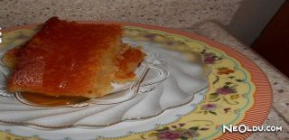 Ballı Peynir Tatlısı Tarifi